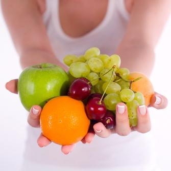 No le temas al azúcar de la fruta fresca