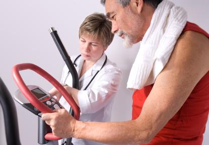 Para mantener la salud de tu corazón, no te olvides de la rehabilitación