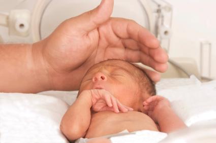 El estrés puede hacer que tu bebé sea más pequeño de lo normal