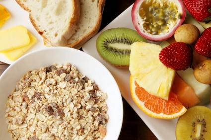Desayunar es sano, pero ¡no te excedas!