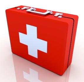 ¿Tienes un botiquín de primeros auxilios a tu alcance?