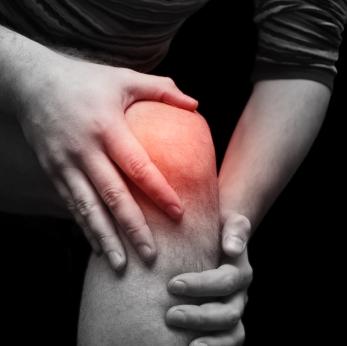 ¡Qué dolor de rodillas!
