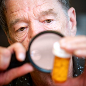¿Puede afectar la aspirina la salud visual?