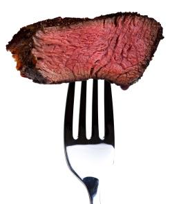 Menos carne roja = más años de vida