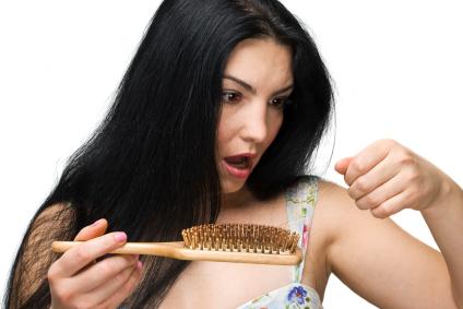 La biotina y la caída del cabello