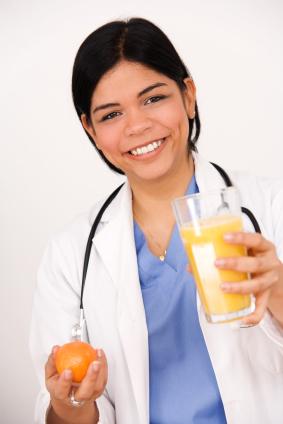 10  buenas razones para consultar a un dietista registrado