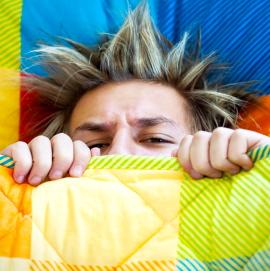 Los adolescentes que no duermen bien, podrían sufrir del corazón