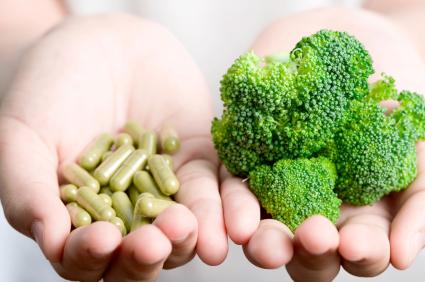 Si opta por tomar suplementos vitamínicos, adhiérase a la cantidad diaria recomendada