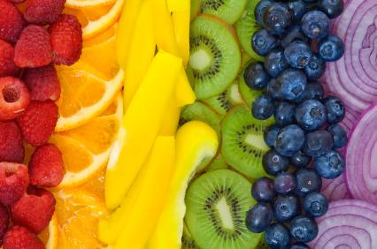 Una dieta llena de color te da una piel más bella