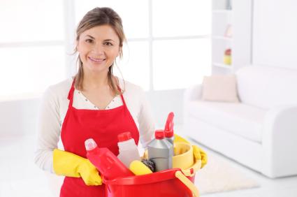 Tu casa limpia y sana, en unos cuantos minutos ¡Así de rápido!