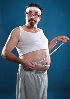 ¿Cintura ancha y vientre abultado? ¡Peligro al corazón!