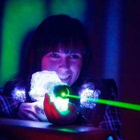 Los juguetes con láser no son cosa de juego: mal usados pueden perjudicar la visión