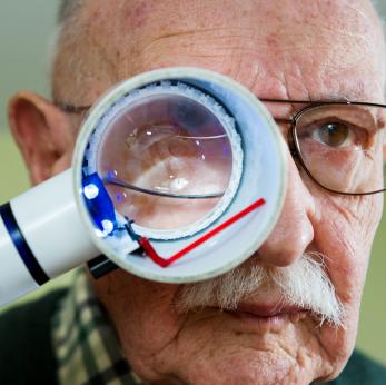 """Nuevo estudio muestra alternativa para """"entrenar"""" los ojos ante la pérdida de la visión por degeneración macular"""