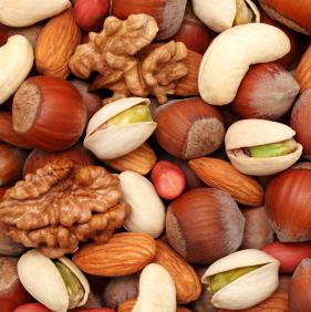 Estudio español: Añade más frutos secos (nueces) a tu dieta
