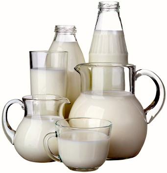 ¿Es conveniente o no tomar leche y productos lácteos?