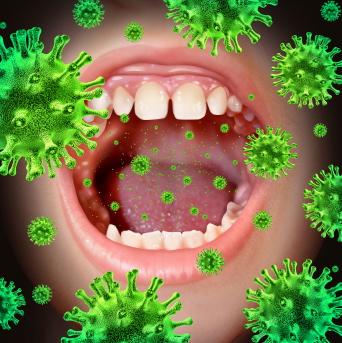 A las bacterias que viven en tu boca,  ¡dales fecha de desalojo!