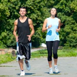 Correr tiene sus riesgos pero ofrece muchos beneficios