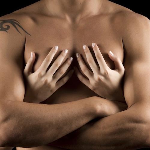 ¿Sabías que a los hombres también les da cáncer de mama?
