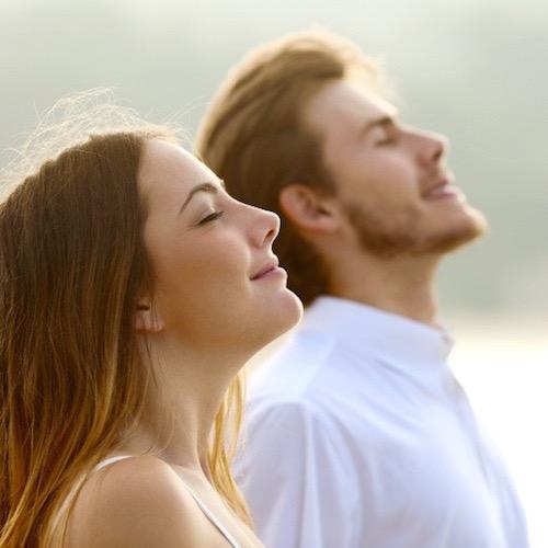 La respiración y el ejercicio van de la mano