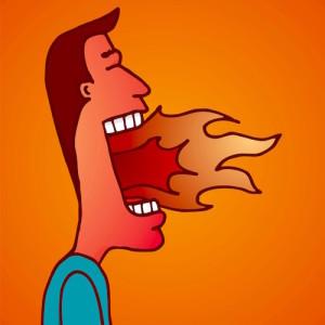 ardor en la boca