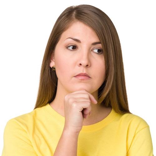 Mujer-preocupada