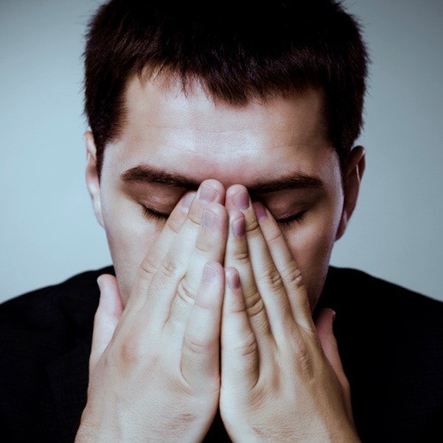 Los hombres también sufren de depresión