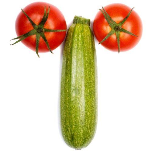 Alimentación saludable = erección saludable