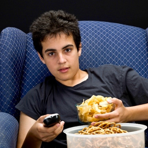 ¿La televisión controla la boca de los adolescentes?