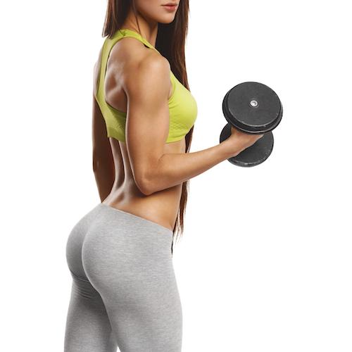 Hay muy buenas razones para hacer ejercicios con pesas