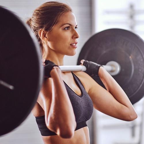Para quemar calorías: ¡a sacar músculo!
