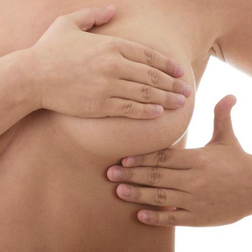 punzadas en el seno despues de amamantar