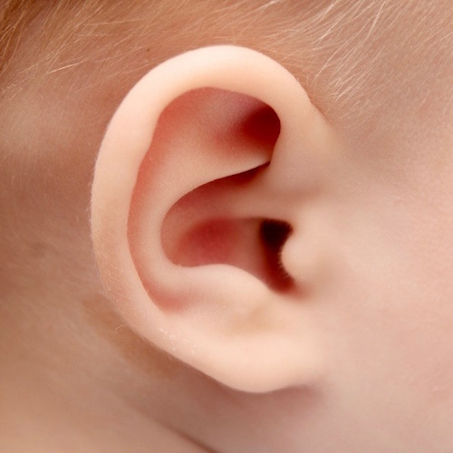 infección de oído