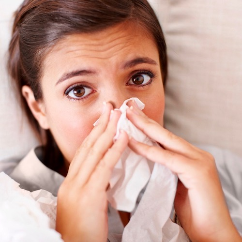 La tos: el tratamiento varía de acuerdo a la causa