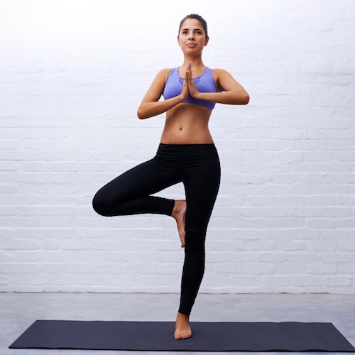 Ejercicios para mejorar el equilibrio