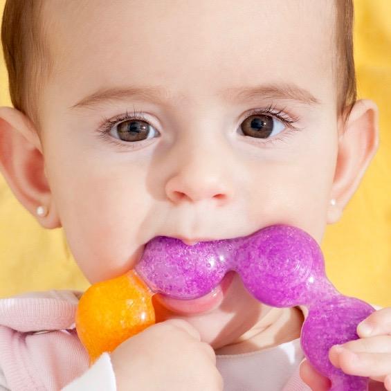 Lo básico sobre la dentición de tu bebé