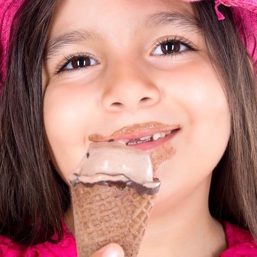 La obesidad infantil y el colesterol alto