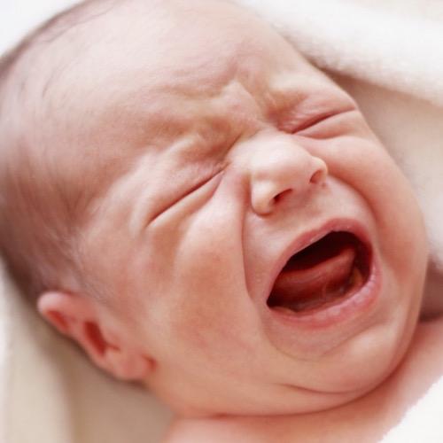 bebé síntomas