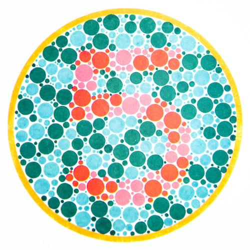 ¿Confundes los colores? Se trata de daltonismo o ceguera del color