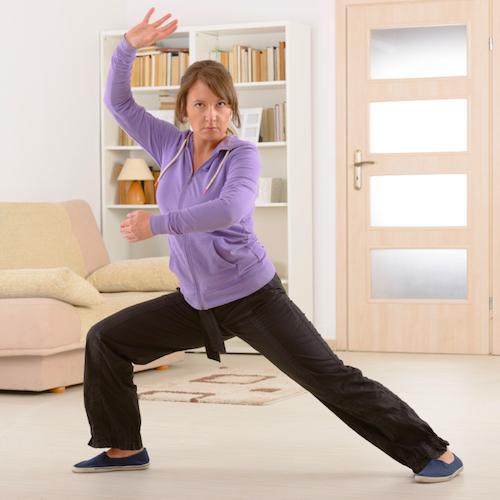 El Tai Chi beneficia la salud. ¡Pruébalo!