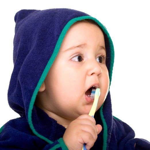 Empieza la salud oral de tus hijos en la infancia