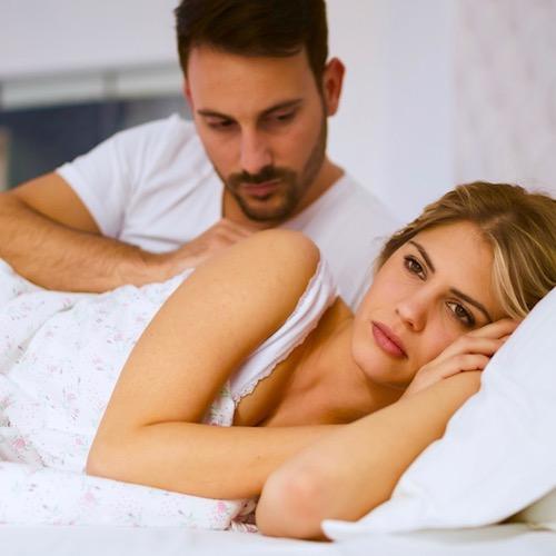 Depresión y relación sexual: ¿pareja incompatible?