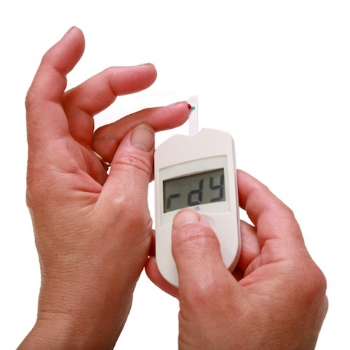 resultados de la prueba de diabetes de glucosa