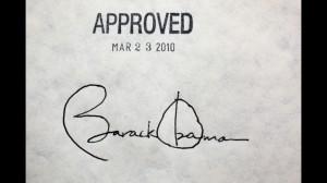 Fotografía oficial de la Casa Blanca